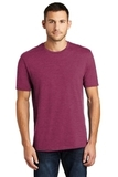 Short Sleeve Perfect Weight District Tee Heathered Loganberry Thumbnail