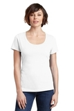 Women's Made Perfect Weight Scoop Tee Bright White Thumbnail