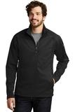Eddie Bauer Trail Soft Shell Jacket Black with Black Thumbnail