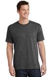 5.5-oz 100 Cotton T-shirt Dark Heather Grey Thumbnail