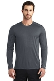 OGIO ENDURANCE Long Sleeve Pulse Crew Gear Grey Thumbnail