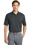Nike Golf Dri-FIT Micro Pique Polo Shirt Anthracite Thumbnail