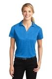 Women's Heather Contender Polo Blue Wake Heather Thumbnail