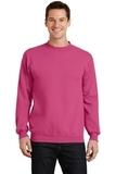 7.8-oz Crewneck Sweatshirt Sangria Thumbnail