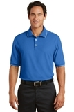 Nike Golf Dri-FIT Classic Tipped Polo Pacific Blue Thumbnail