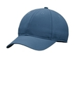 Nike Golf Dri-FIT Tech Cap Navy with White Thumbnail