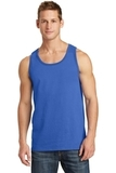 5.4 oz. 100% Cotton Tank Top Royal Thumbnail