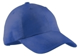 Women's Garment-washed Cap Faded Blue Thumbnail
