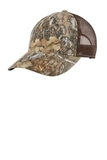 Structured Camouflage Mesh Back Cap Realtree Edge Thumbnail