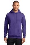 7.8-oz Pullover Hooded Sweatshirt Purple Thumbnail