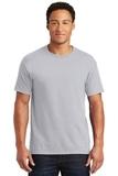 50/50 Cotton / Poly T-shirt Silver Thumbnail
