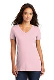 Women's Perfect Weight V-neck Tee Light Pink Thumbnail