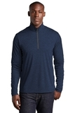 Endeavor 1/4-Zip Pullover Dark Royal Heather Thumbnail