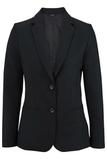 Women's Redwood & Ross Synergy Washable Suit Coat Black Thumbnail