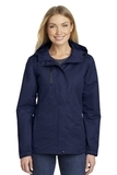 Women's All Conditions Jacket True Navy Thumbnail