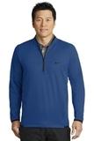 Nike Golf Therma-FIT Textured Fleece 1/2-Zip Blue Jay Thumbnail