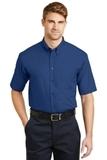 Short Sleeve Superpro Twill Shirt Royal Thumbnail