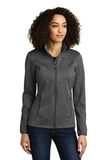 Women's Eddie Bauer StormRepel Soft Shell Jacket Black Heather with Black Thumbnail
