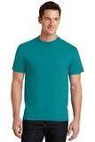 50/50 Cotton / Poly T-shirt Jade Green Thumbnail
