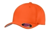 Cotton Twill Cap Orange Thumbnail
