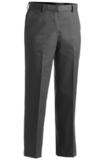 Women's Flat Front Pant Dark Grey Thumbnail