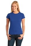 Women's Softstyle Ring Spun Cotton T-shirt Royal Thumbnail
