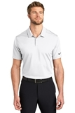 Nike Golf Dry Essential Solid Polo White Thumbnail