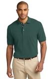 100% Cotton Polo Shirt Dark Green Thumbnail