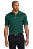 Performance Fine Jacquard Polo Shirt Green Glen Thumbnail
