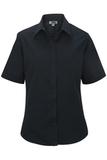 Women's Short Sleeve Service Shirt Navy Thumbnail