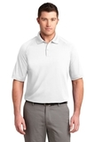 Dry Zone Ottoman Polo Shirt White Thumbnail