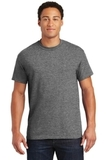 Ultra Blend 50/50 Cotton / Poly T-shirt Graphite Heather Thumbnail