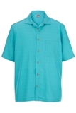 Batiste Camp Shirt Aqua Thumbnail