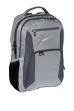 Nike Golf Elite Backpack Wolf Grey with Dark Grey Thumbnail
