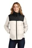 Ladies Everyday Insulated Jacket Vintage White Thumbnail