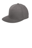 Flexfit Flat Bill Cap Grey Thumbnail