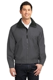 Competitor Jacket Deep Smoke with Black Thumbnail