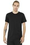 BELLACANVAS Unisex Jersey Short Sleeve Tee Black Thumbnail