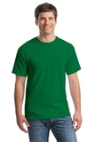 Heavy Cotton 100 Cotton T-shirt Turf Green Thumbnail