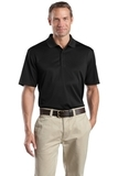 Toughest Uniform Polo-Tall Black Thumbnail