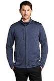 Stream Soft Shell Jacket Dress Blue Navy Heather Thumbnail
