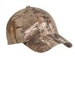 Pro Camouflage Series Garment-washed Cap Realtree Xtra Thumbnail