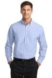 Tall SuperPro Oxford Shirt Oxford Blue Thumbnail