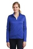 Women's Nike Golf Therma-FIT Full-Zip Fleece Game Royal Thumbnail