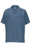 Edwards Men's Pinnacle Service Shirt Riviera Blue Thumbnail