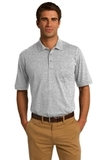 Jersey Knit Pocket Polo 5.5-ounce Ash Thumbnail