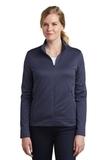 Women's Nike Golf Therma-FIT Full-Zip Fleece Midnight Navy Thumbnail