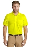 Industrial Snag-Proof Pique Pocket Polo Safety Yellow Thumbnail