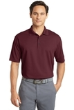 Nike Golf Dri-FIT Micro Pique Polo Shirt Team Red Thumbnail