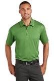 Trace Heather Polo Shirt Vine Green Heather Thumbnail